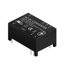 GA5A Series 5~6W 3KVac Isolation Regulated Output AC-DC Converter (Module)