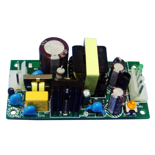 GB015 Series 10~19W 3KVac Isolation Single Output AC-DC Converter (Open Frame)