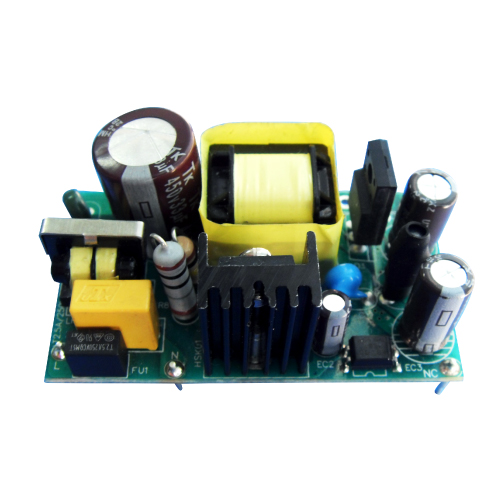 GP12 Series 10~15W 4KVac Isolation Single Output AC-DC Converter (Open Frame)