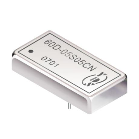 60D Series 3W 1.5KV Isolation DC-DC Converter