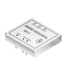96DW Series 30W 3KV Isolation 4:1 DC-DC Converter